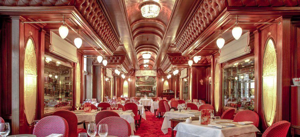 Le Train Bleu, Casino de Monte-Carlo