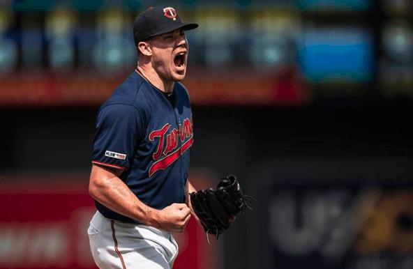 Trevor May _ MLB