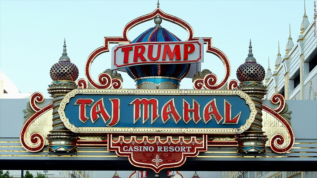 the trump taj mahal casino