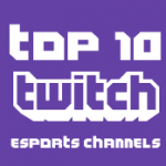 Top 10 Twitch eSports Channels