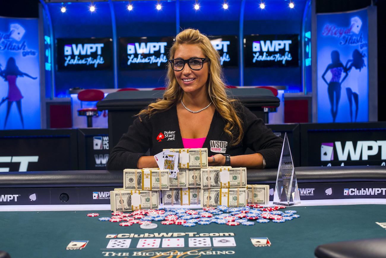 The Rise Of Women In Poker