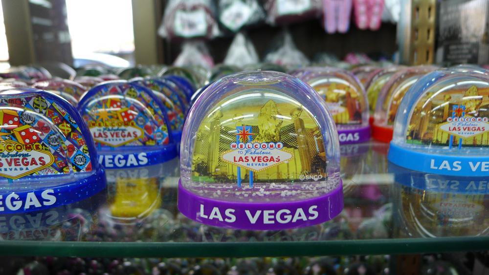 Bonanza gift shop Las Vegas on a Budget
