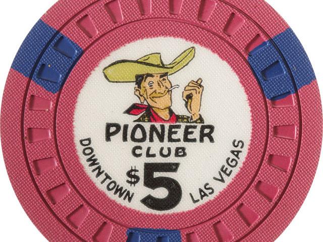 Early Las Vegas casino chips