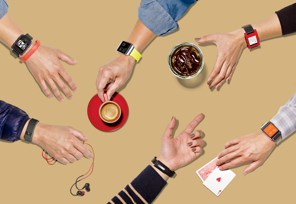 Wearable tech for casinos