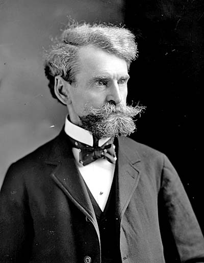 An image of the banker William Andrews Clark