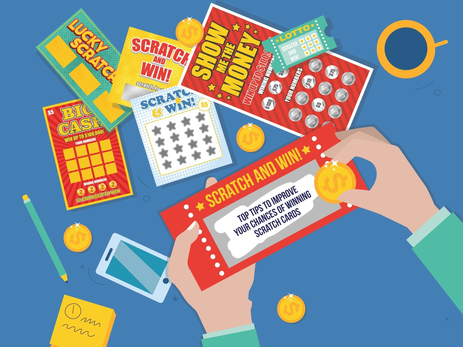 Tips On Playing Scratch Off Tickets