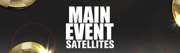 WSOP Main Event Satellites