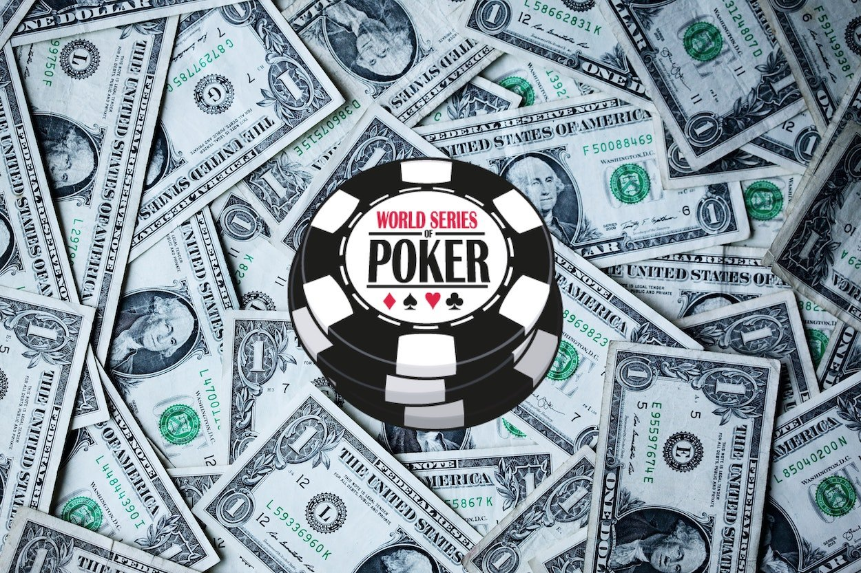 Which WSOP Events Have The Biggest Prize Pools?