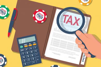 Wsop tax