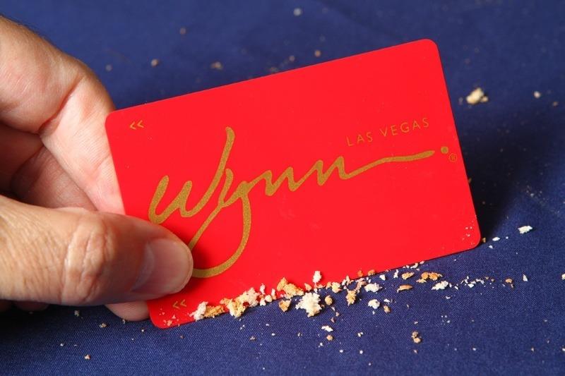 Red Card Wynn