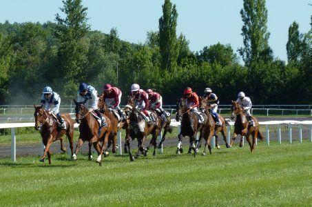 Pferderennen in Großbritannien
