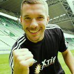 Lukas Podolski wirbt als Markenbotschafter für Sportwetten