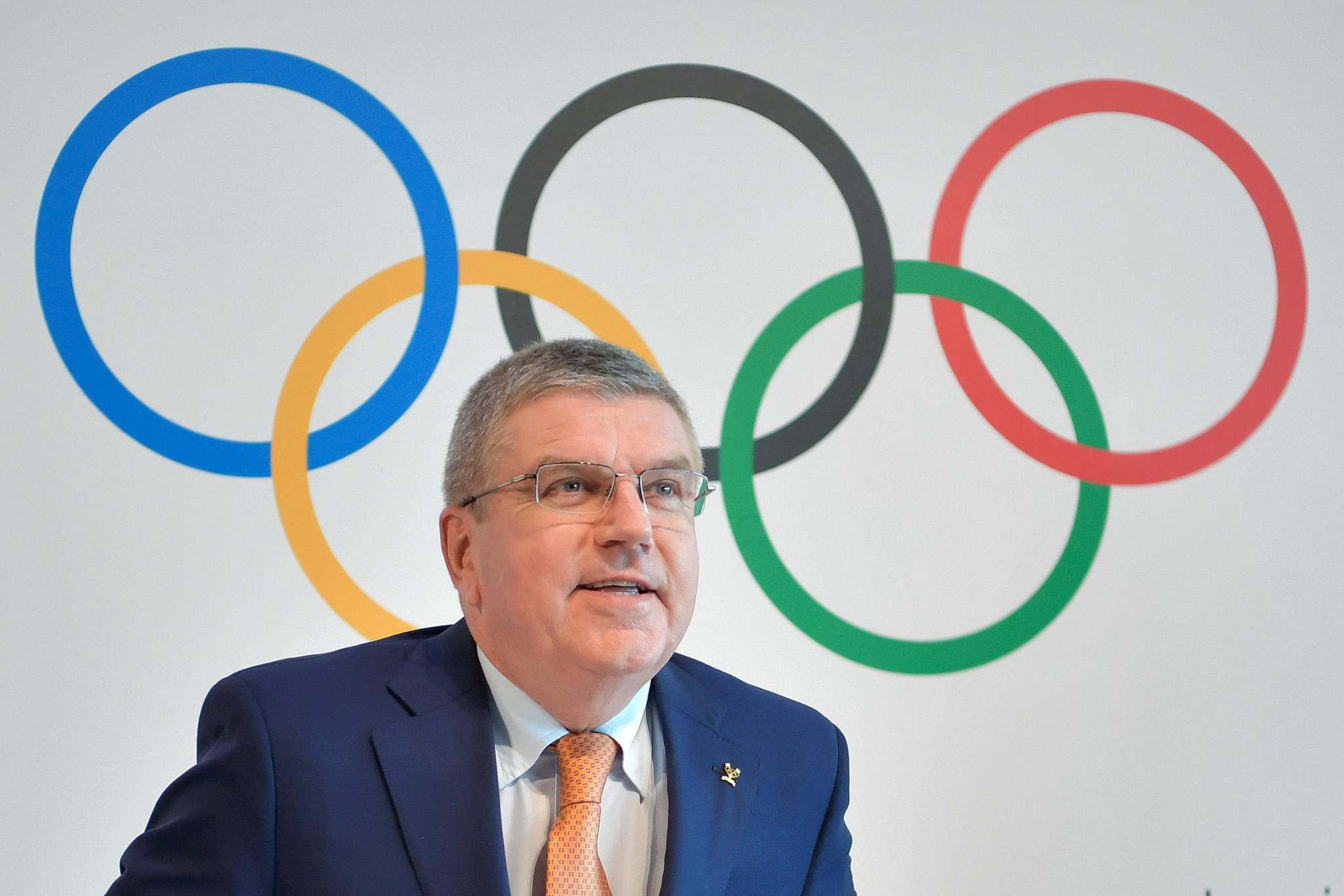 Thomas Bach und die Olympiade 2024