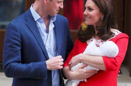 Royal Baby von Kate und William