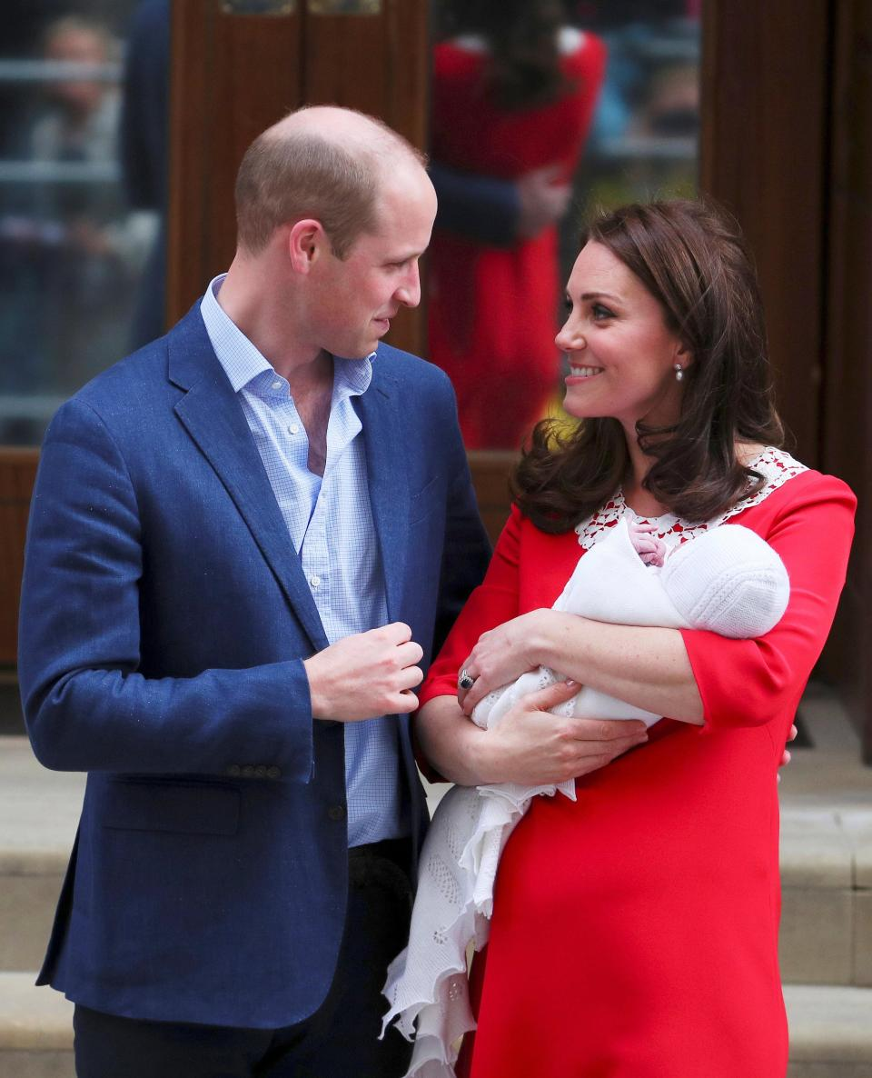 Royal Baby von Kate und William