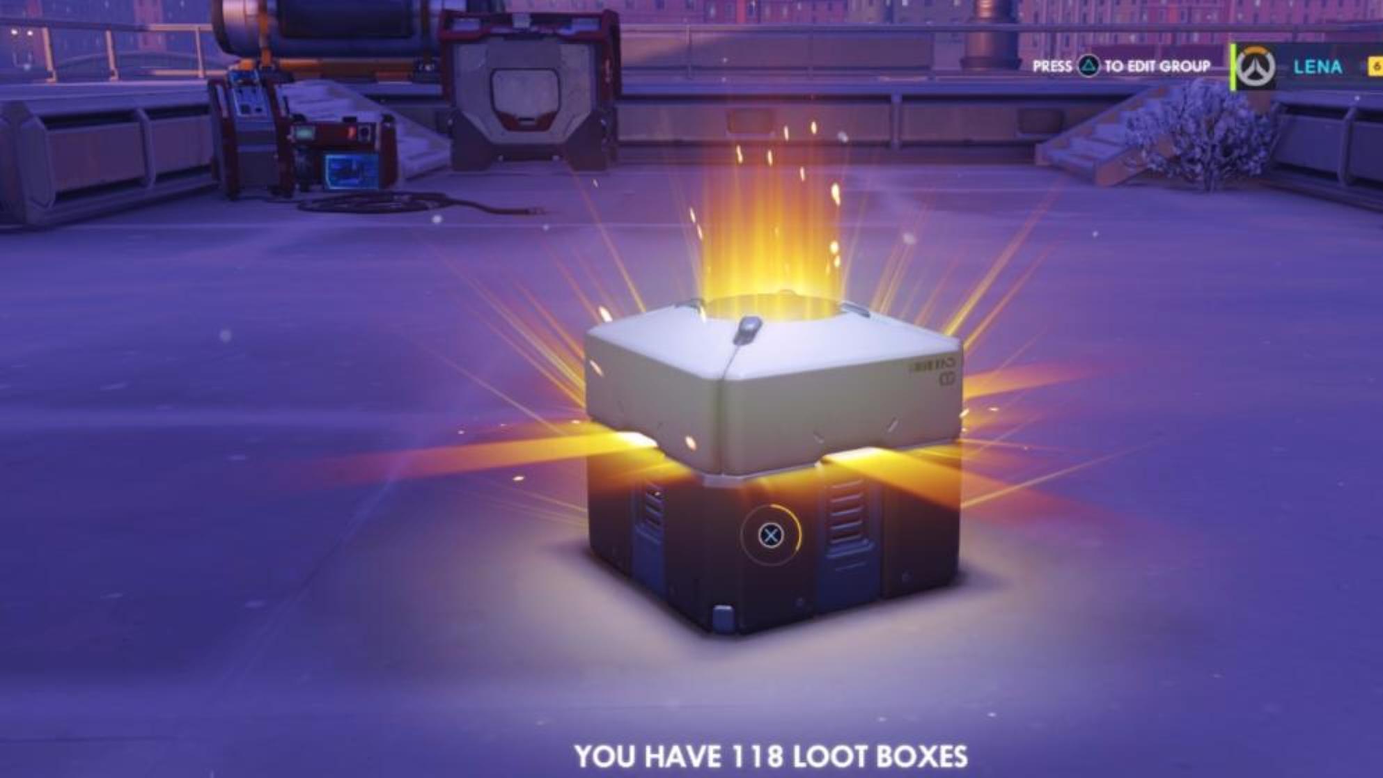 Regulierung der Lootboxen notwendig