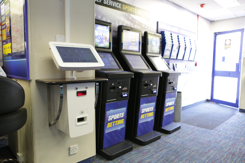 Sportwetten Terminals