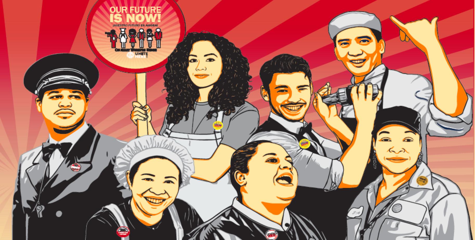 Gewerkschaft Culinary Union