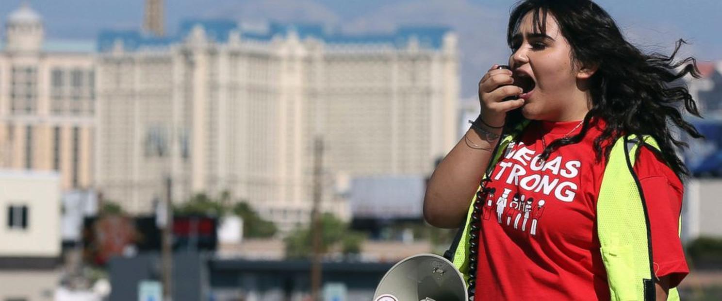 Streik in Las Vegas