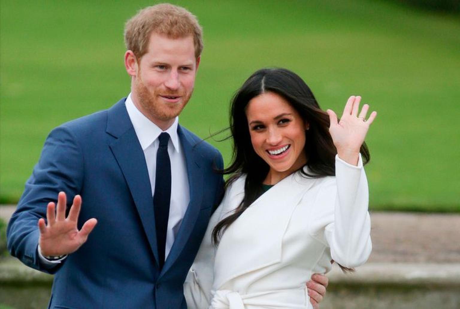 Königliche Hochzeit von Meghan und Prinz Harry