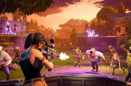 Online Game Fortnite