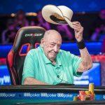 Doyle Brunson spielt sein letztes Turnier