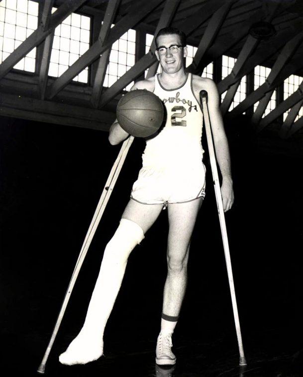 Doyle Brunson Basketball