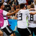 WM 2018: Deutschland besiegt Schweden mit 2:1
