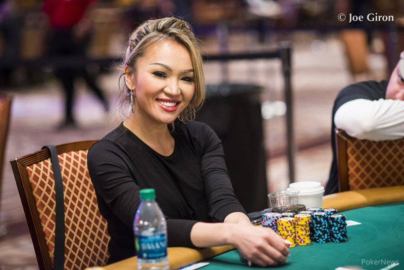 Kate Hoang WSOP 2018