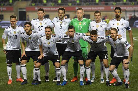Deutsche Nationalmannschaft WM 2018
