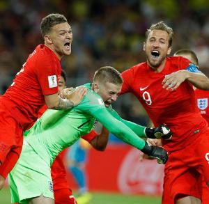 Englische Nationalspieler