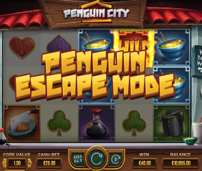 Penguin City-Slot