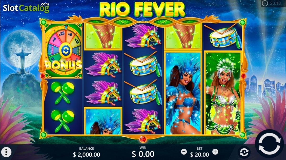 Rio Fever-Slot