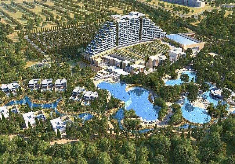 Resort City of Dreams Mediterranean