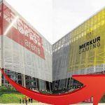 Gauselmann Merkur wird neuer Sponsor des Düsseldorfer Stadions