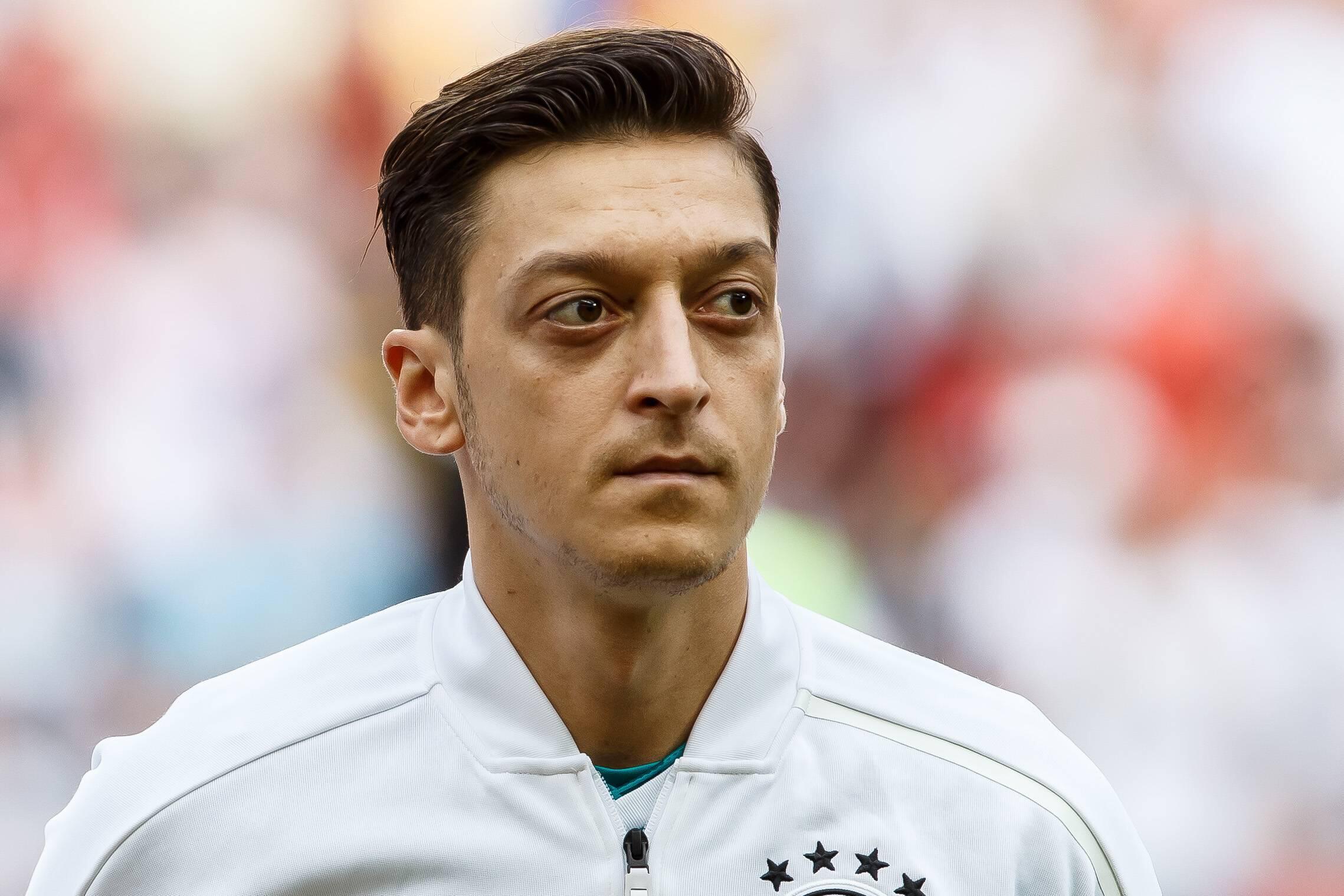 Nationalspieler Özil