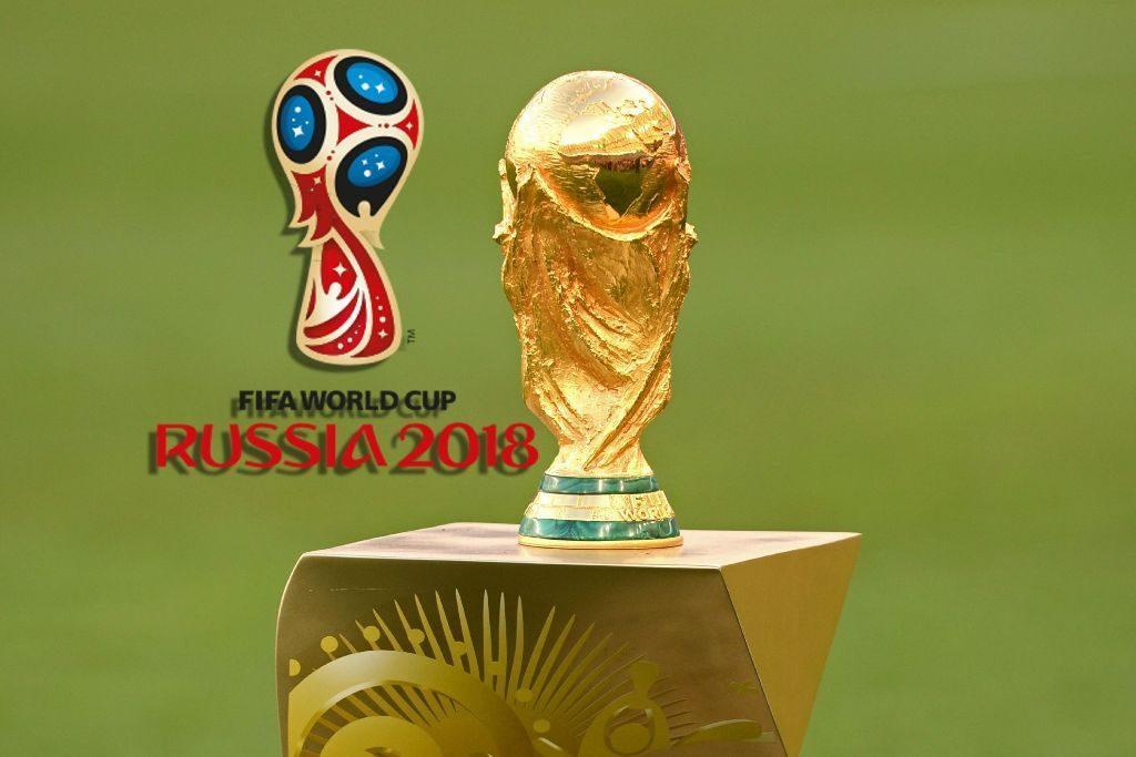 Pokal WM 2018