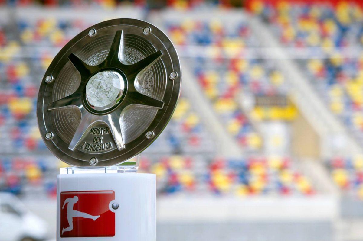 Pokal der zweiten Bundesliga