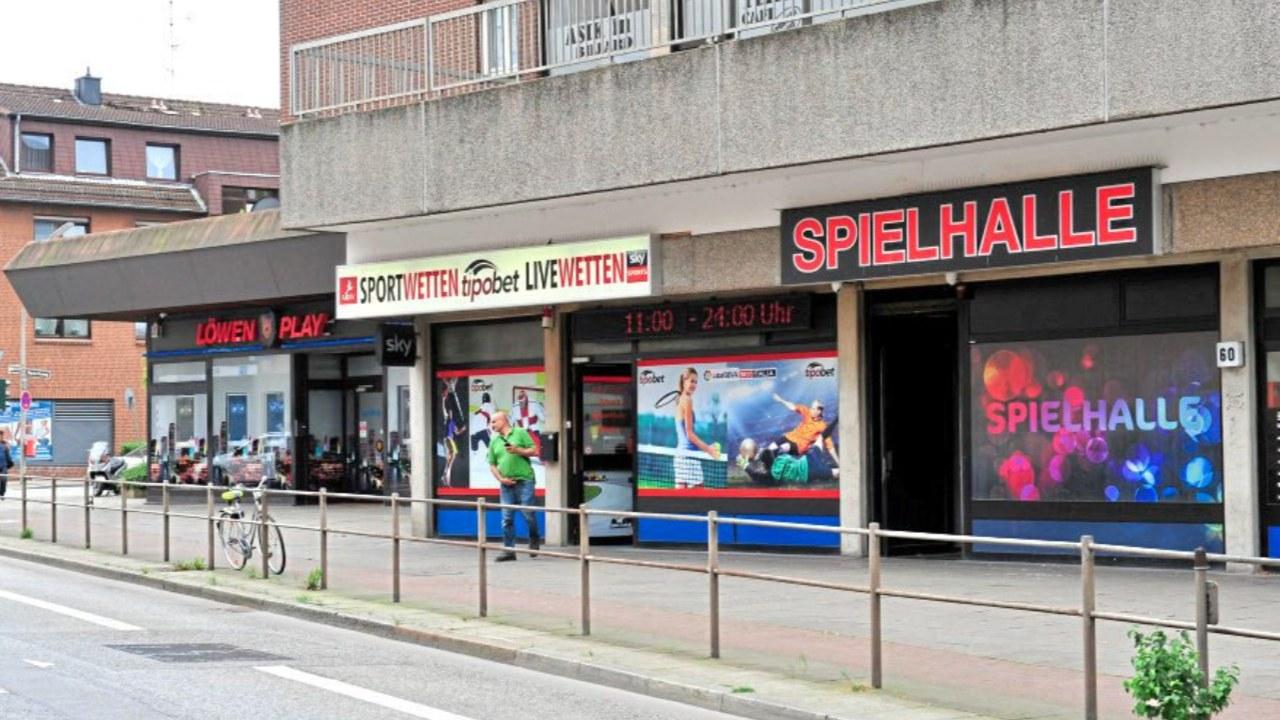 Spielhallen in Berlin