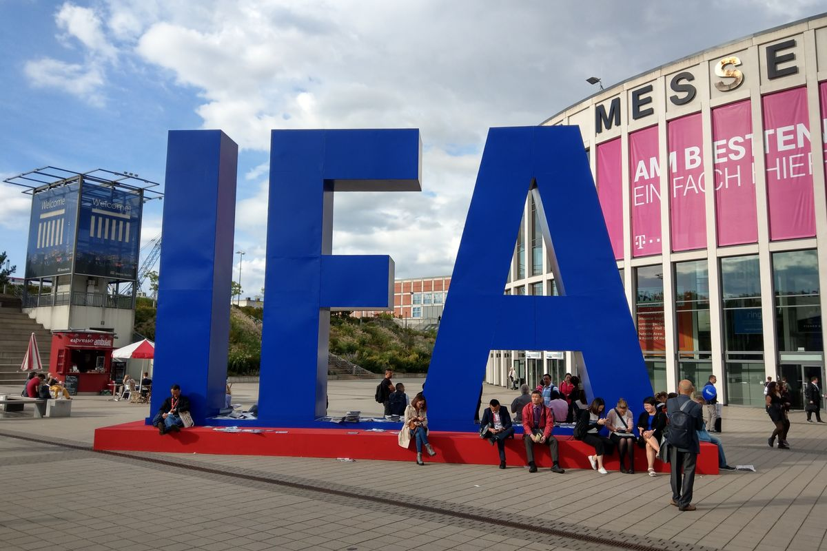 IFA 2018 Berlin ab 5. September