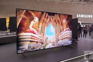 Vorstellung Samsung 8K Fernseher