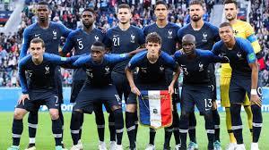 Weltmeister Frankreich 2018