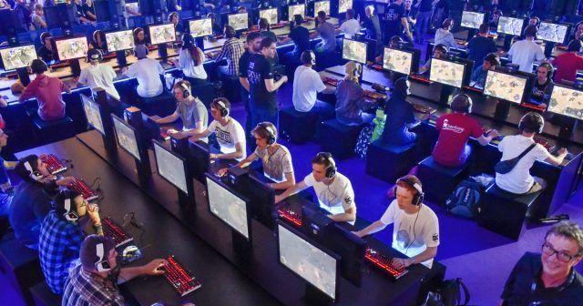 Spiele testen auf der Gamescom