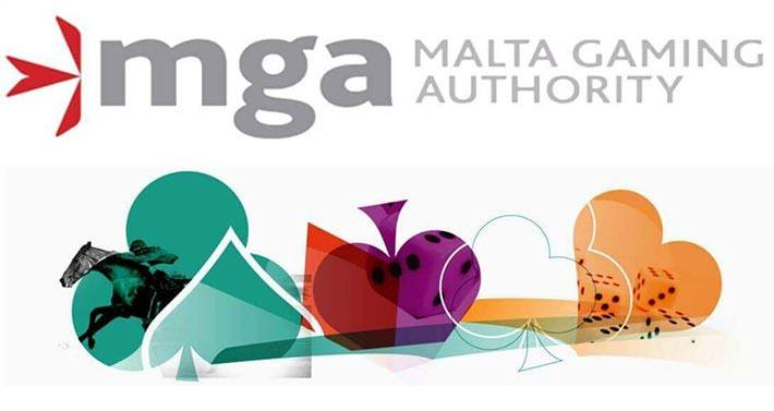 Glücksspielkommission Malta Logo