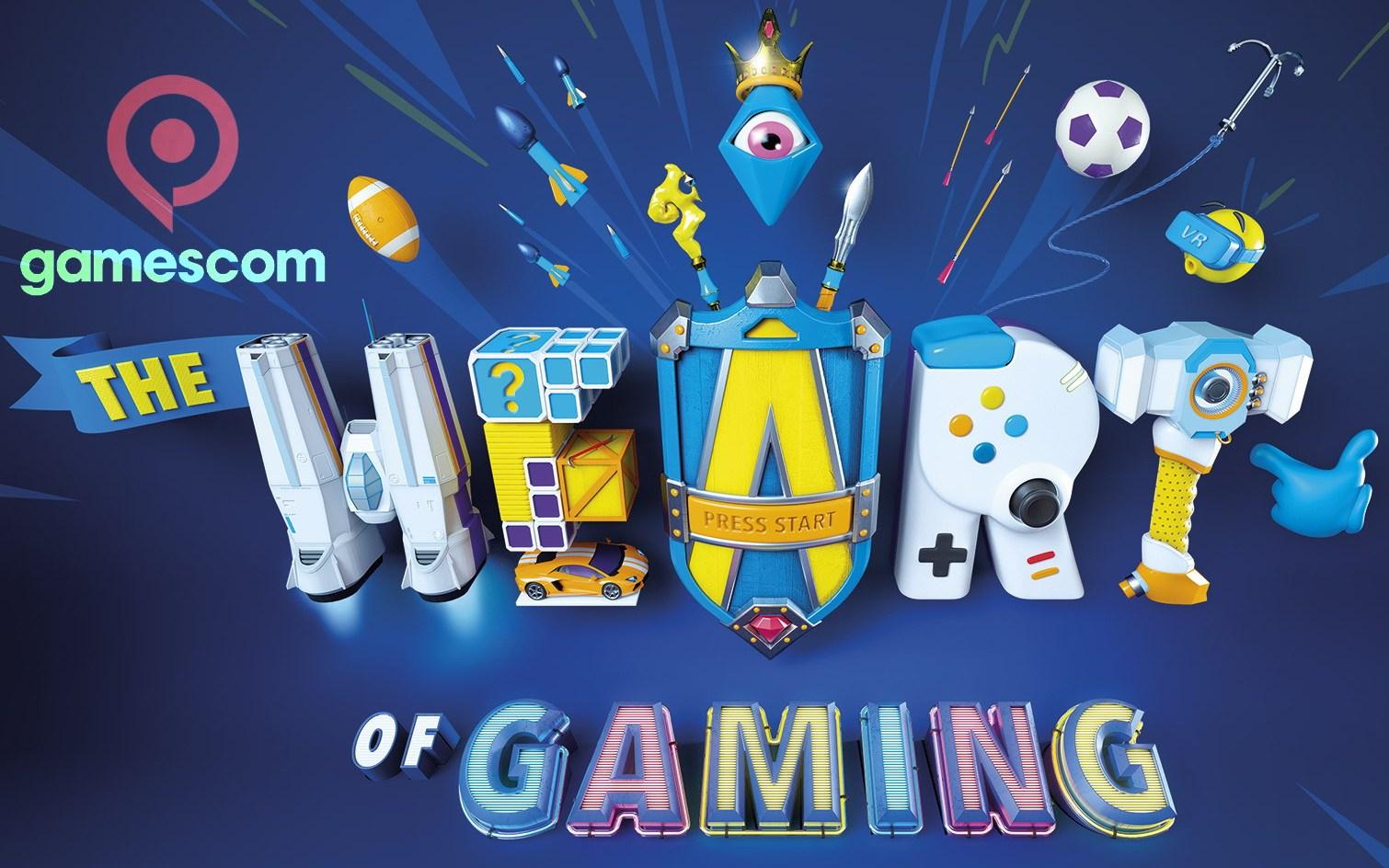 Die Gamescom 2018