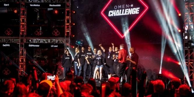 eSports Omen Challenge
