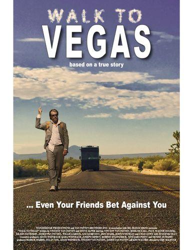 Filmplakat Walk to Vegas