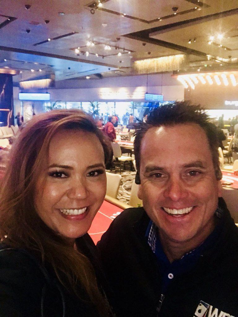 Angelica Hael und Matt Savage