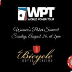 World Poker Tour 500:  Erster Women´s Poker Summit