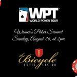 World Poker Tour 500:  Erster Women´s Poker Summit